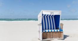 Strandkorb Sylt Strand